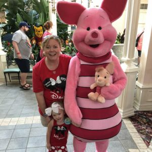 Disney Travel Agent Dawn Teixeira