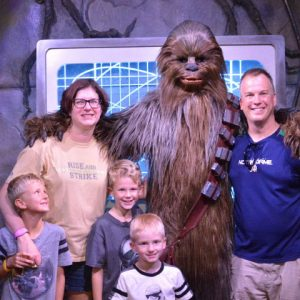 Disney Travel Agent Mark Mullen