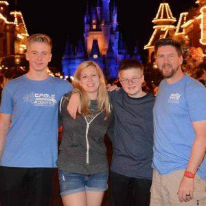 Disney Travel Agent Tammie Hanson