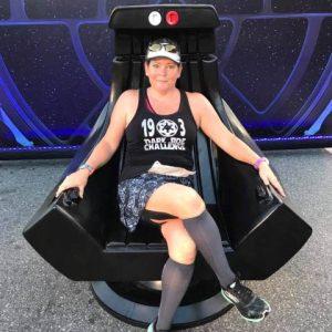 Disney Travel Agent Terri McDaniel
