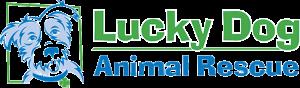 Lucky Dog Animal Rescue Logo