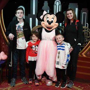 Disney Travel Agent Jessica Walters