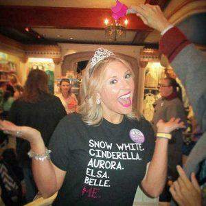 Disney Travel Agent Brittney Necessary