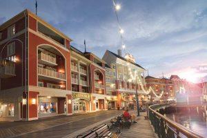 Disney's Boardwalk Area