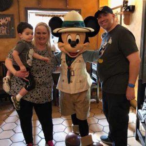 Disney Travel Agent Elizabeth Kremer