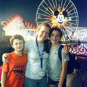 Disney Travel Agent Kathy Jarboe