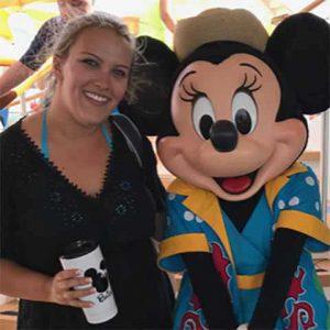 Disney Travel Agent Kayla Sullivan