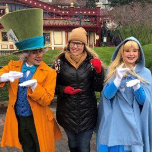 Disney Travel Agent Michelle Soares