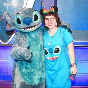 Disney Travel Agent Sarah Stepanek
