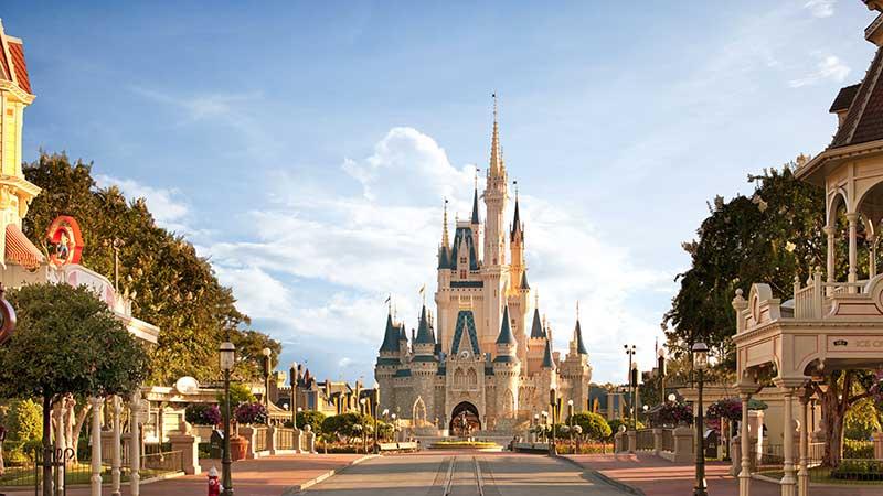 Cinderella's Castle at Disney's Magic Kingdom